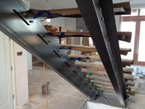 Выгодная цена за метр стального двутавра в Траст Металл