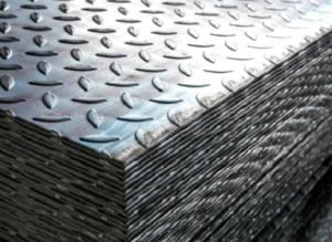 рифленый лист металла 4 мм